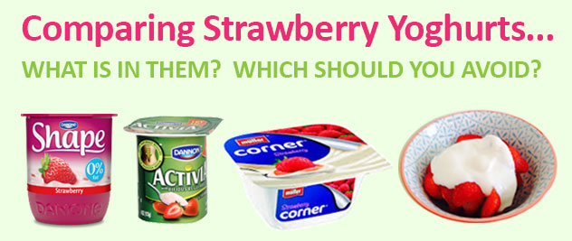 comparing-strawberry-yoghurt