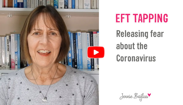 EFT to overcome fear about Coronavirus