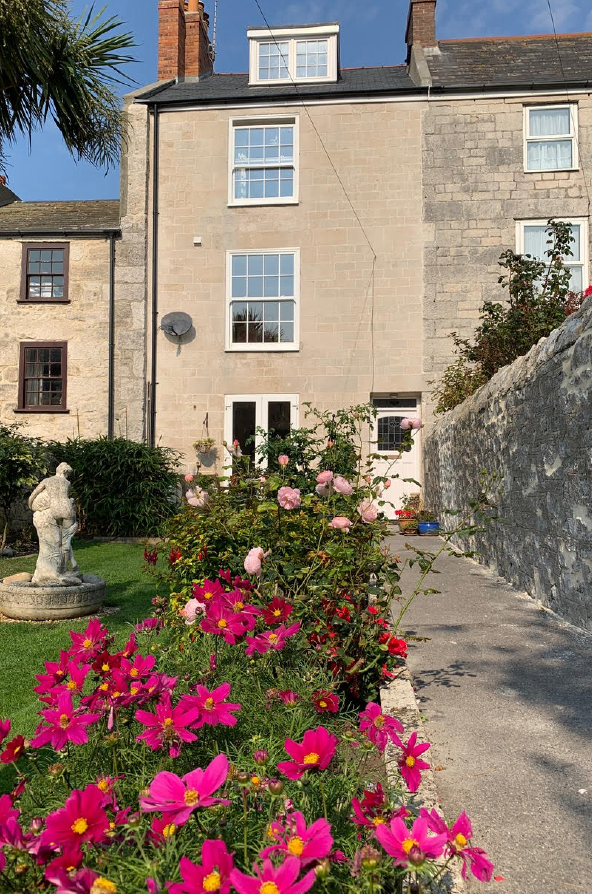 Retreats at The Jasmine House in Portland, Dorset